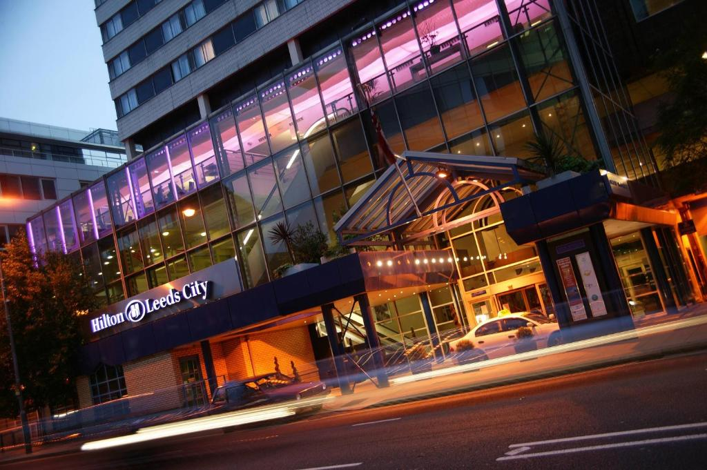 Hotel Hilton Leeds City Uk Bookingcom