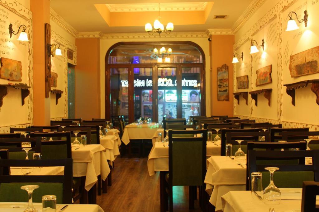 Ресторан / где поесть в Grand Hotel Palmiye