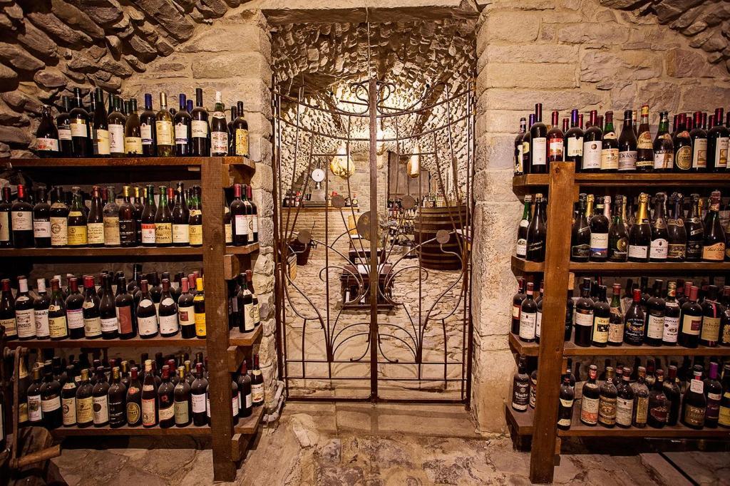 Salone o bar di Albergo Ristorante Fontana