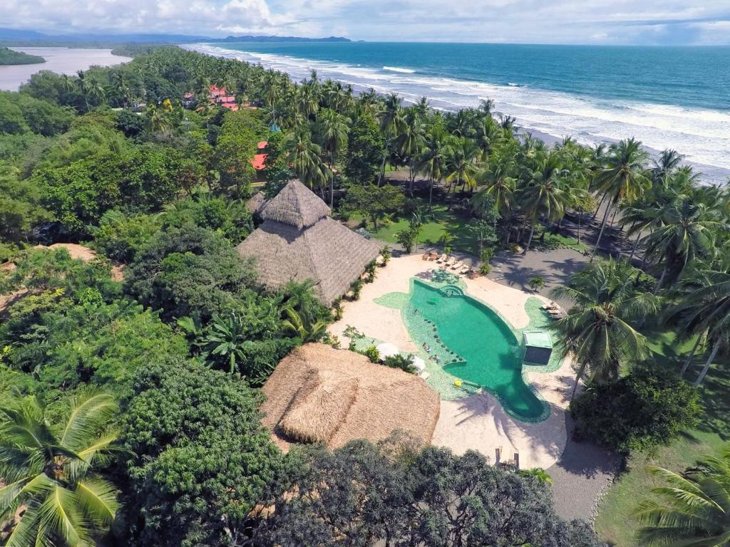 Clandestino Beach Resort a vista de pájaro