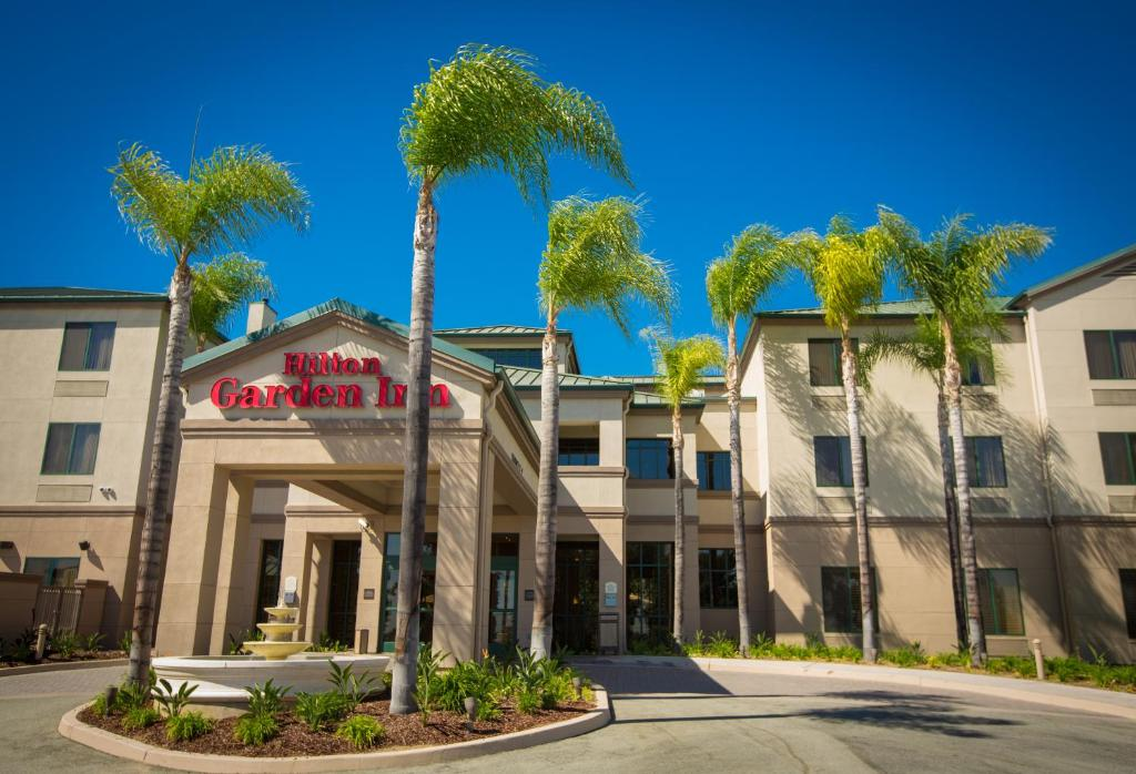 Hilton Garden Inn Montebello/Los Angeles.