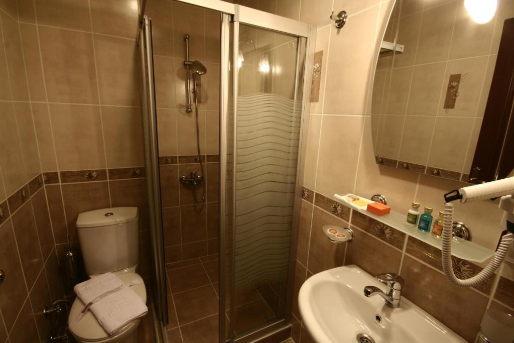 Ванная комната в Art City Hotel Istanbul