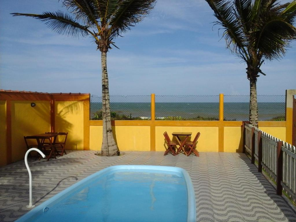 A piscina localizada em Varandas da Praia ou nos arredores