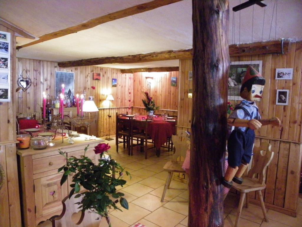 Chalet Ventoux Serein - Chambres d'hôtes