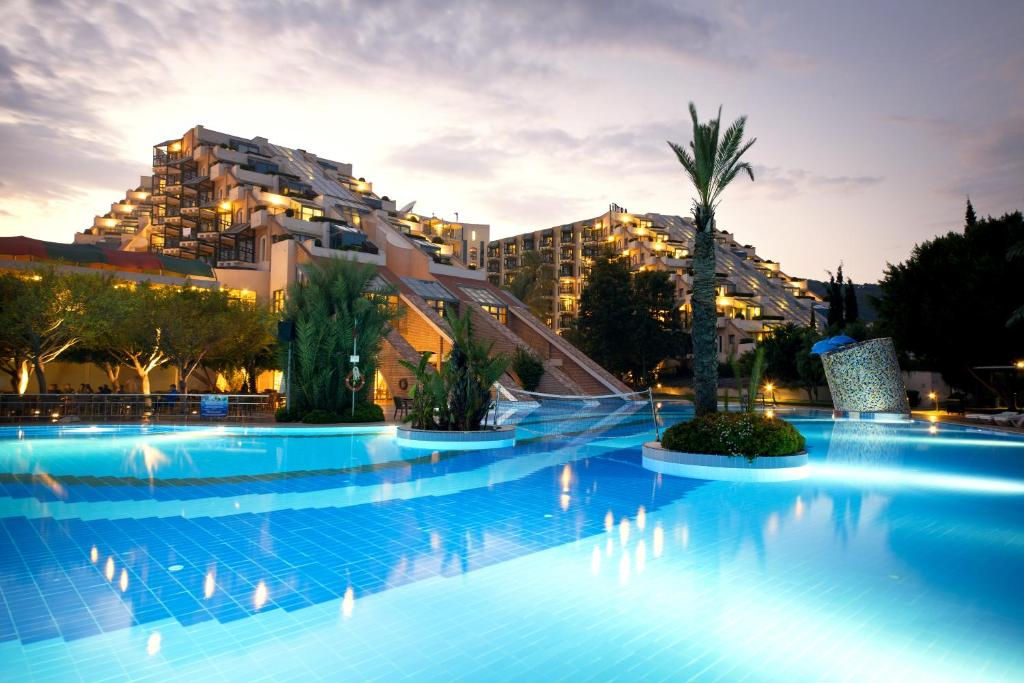 The swimming pool at or near Limak Limra Hotel - Kids Concept