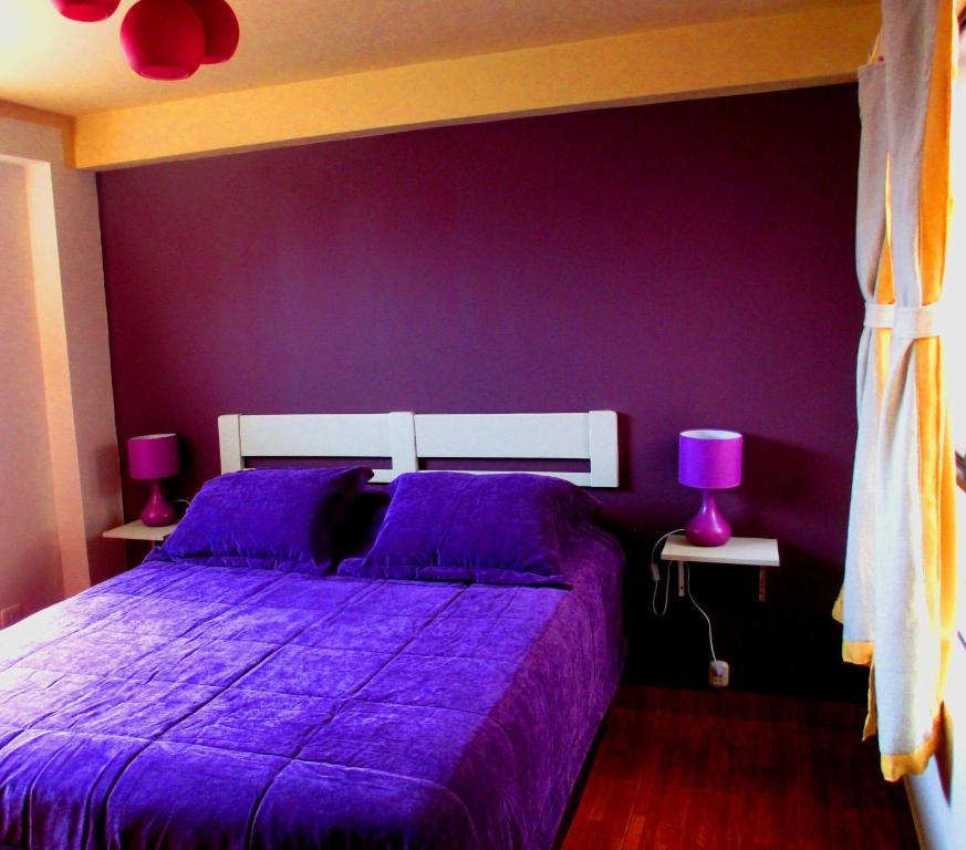 Cama o camas de una habitación en SBA - Apartments in San Blas