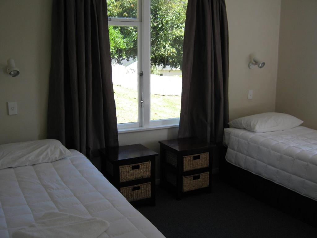 Tahuna Beach Kiwi Holiday Park and Motel
