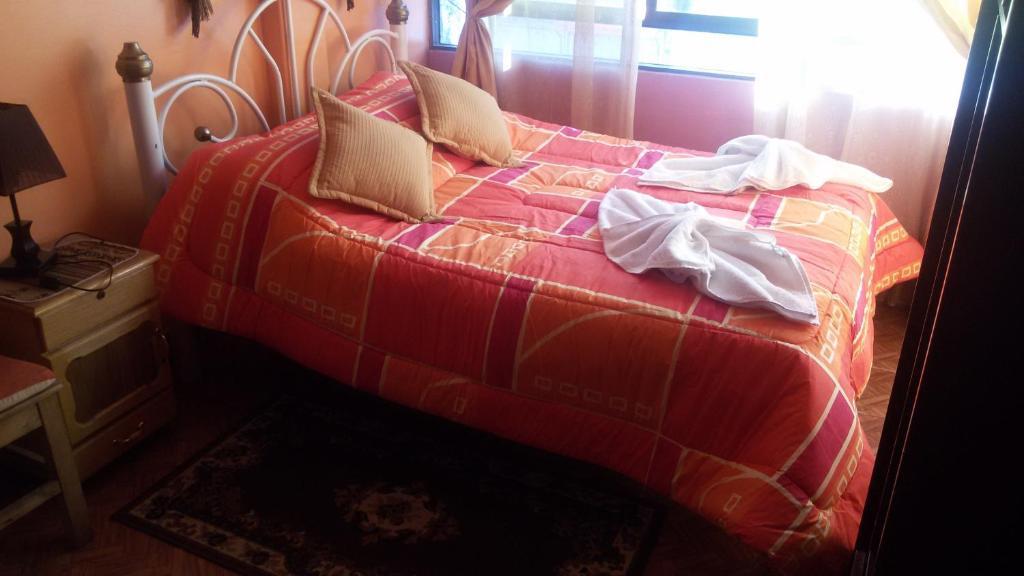 """هتل Hostal """"Oro Blanco"""""""