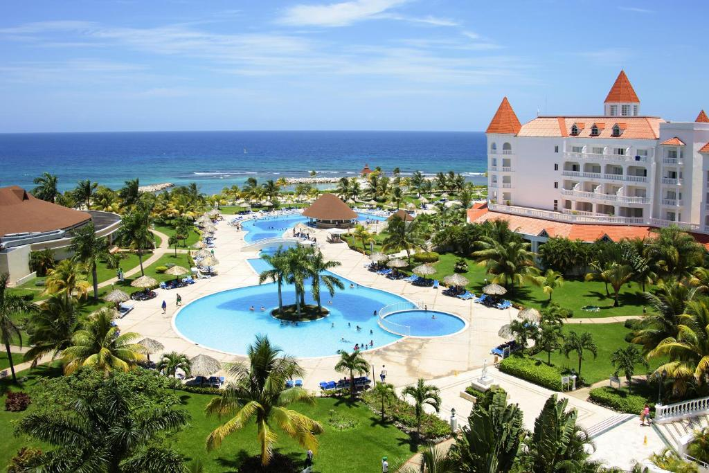 A view of the pool at Bahia Principe Grand Jamaica - All Inclusive or nearby