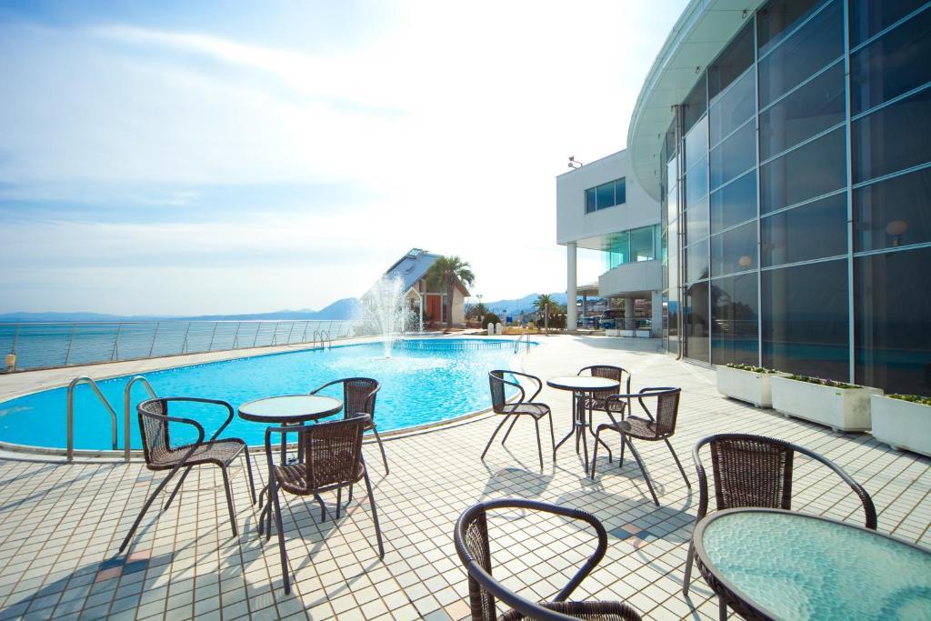 ホテル リゾーツ 別府 湾