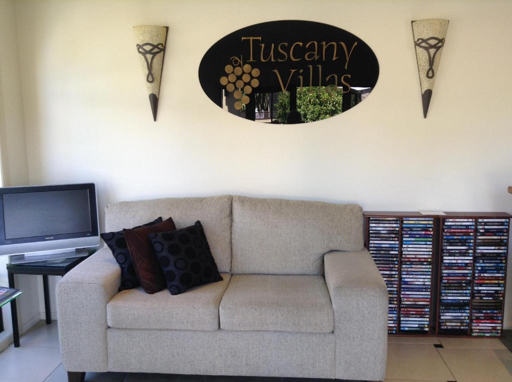 Tuscany Villas Rotorua - Heritage Boutique Collection