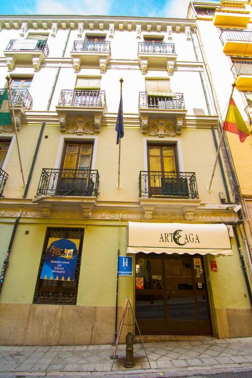 Banos Elvira.Guesthouse Arteaga Banos Arabes Granada Spain Booking Com