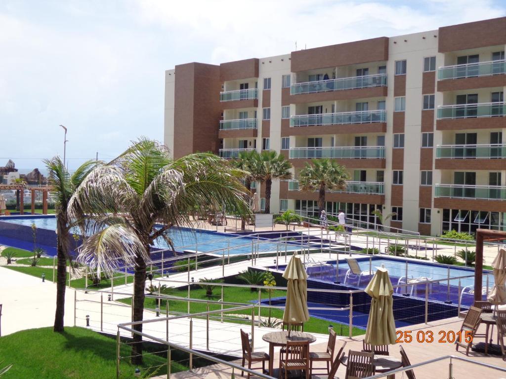 A piscina localizada em VG Fun Residence - Fortaleza Flats ou nos arredores