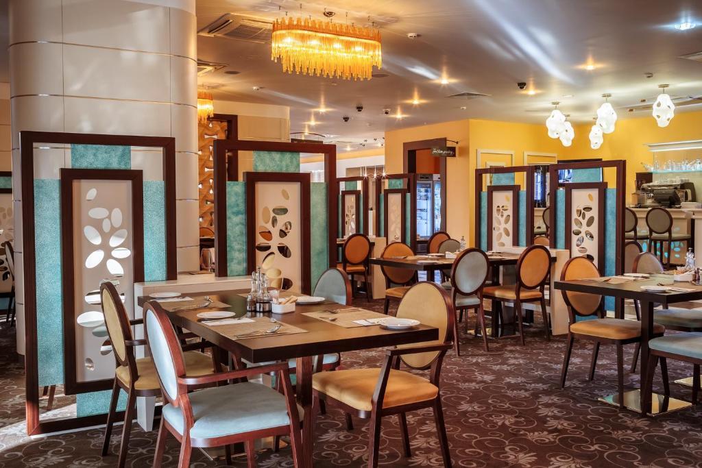 Ресторан / где поесть в Hilton Garden Inn Krasnodar