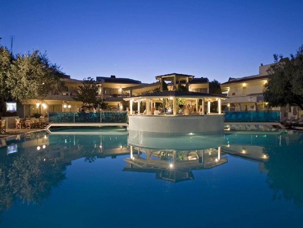 The swimming pool at or near Lydia Maris Resort & Spa