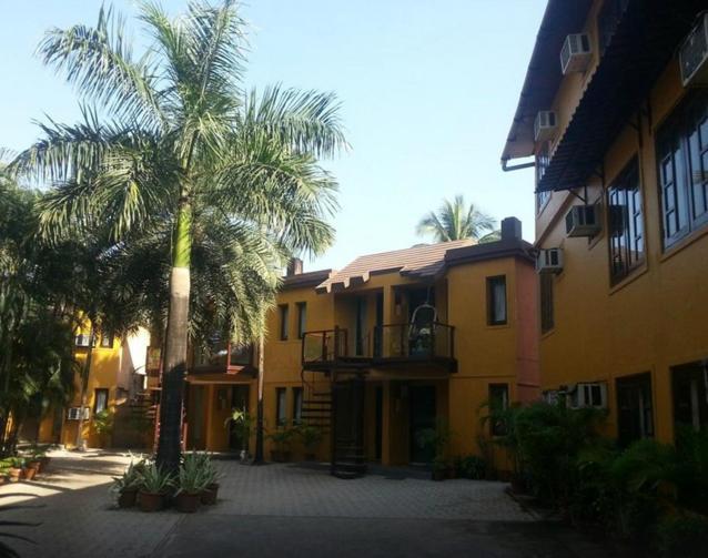 Silver Sands Beach Resort Daman India