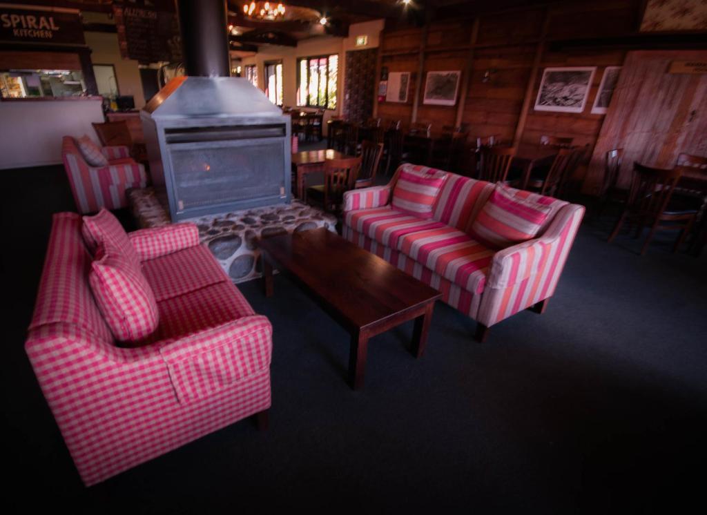 The Park Hotel Ruapehu