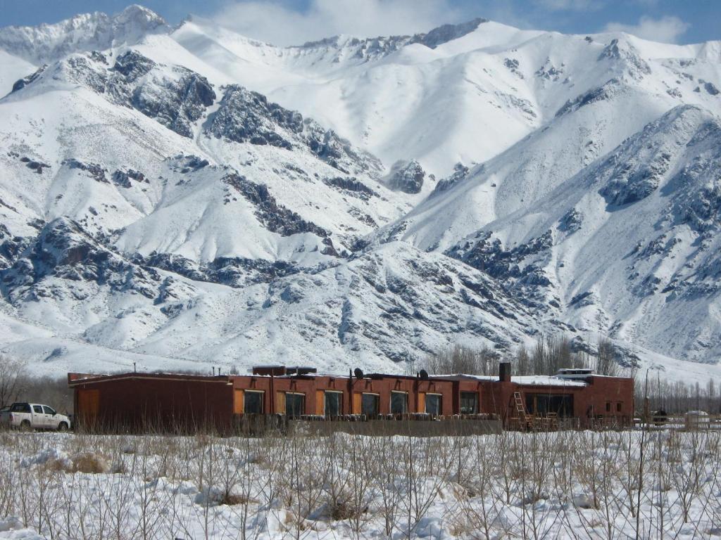 Hotel Pukarainca durante el invierno