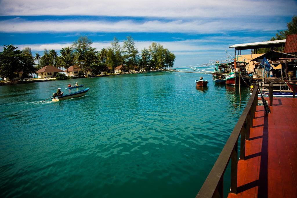 Koh Chang Fisherman's Villa