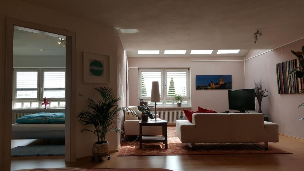Vstupní hala nebo recepce v ubytování Apartment Serene Retreat