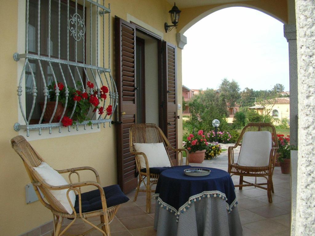 Balcone o terrazza di Bed & Breakfast Nettuno
