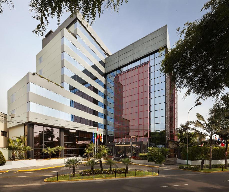 Hotel Melia Lima, Lima – Precios actualizados 2019