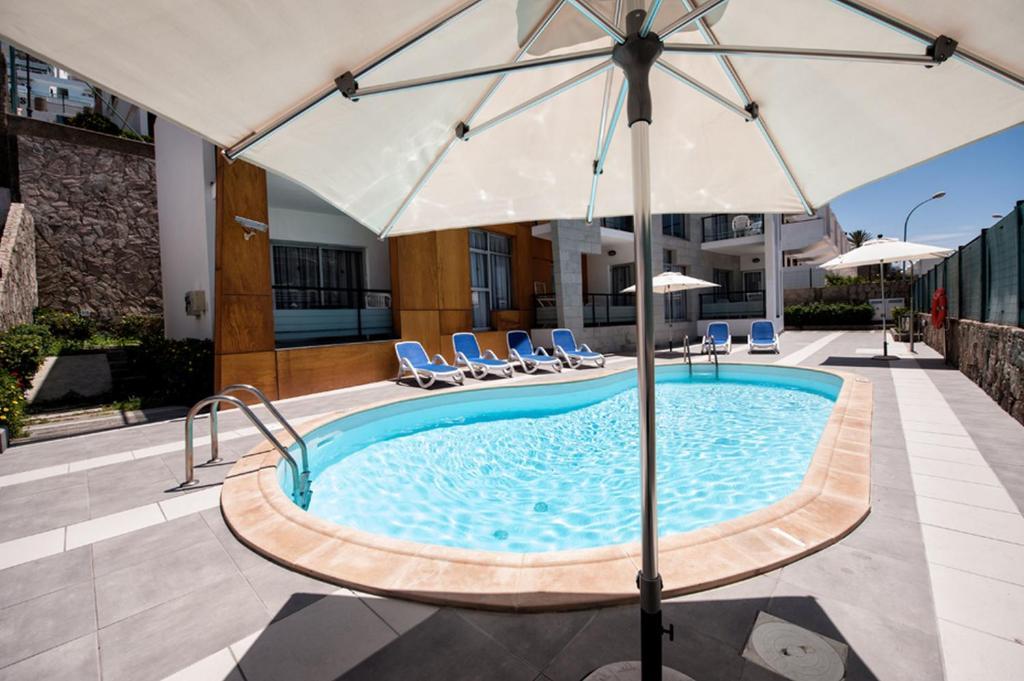 Piscina en o cerca de Apartamentos Miami Sun
