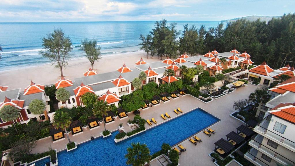 A view of the pool at Mövenpick Resort Bangtao Beach Phuket or nearby