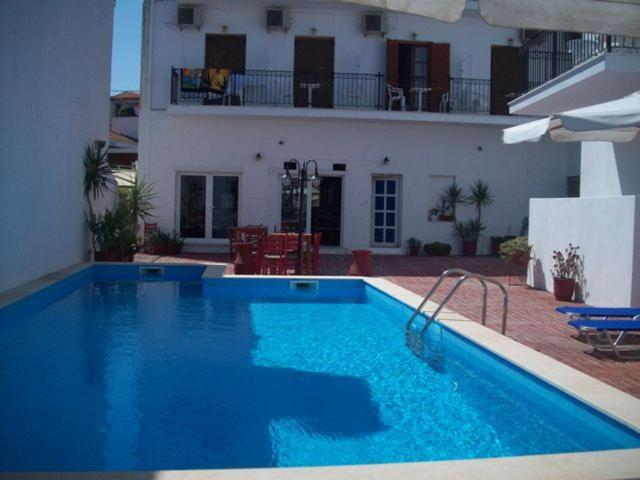 The swimming pool at or near Hotel Marlton