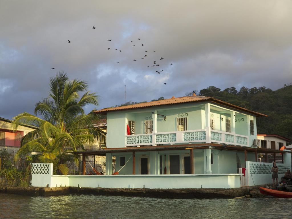 Guesthouse Casa Del Rayo Verde Colon Portobelo Panama