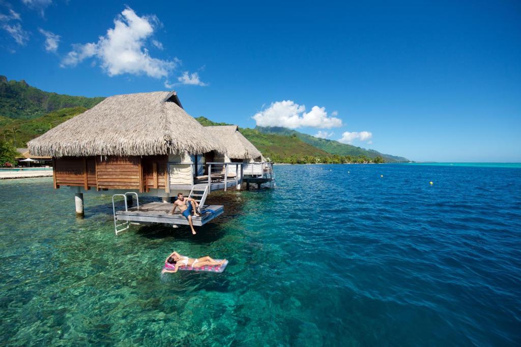 Manava Beach Resort Spa Moorea Maharepa French Polynesia