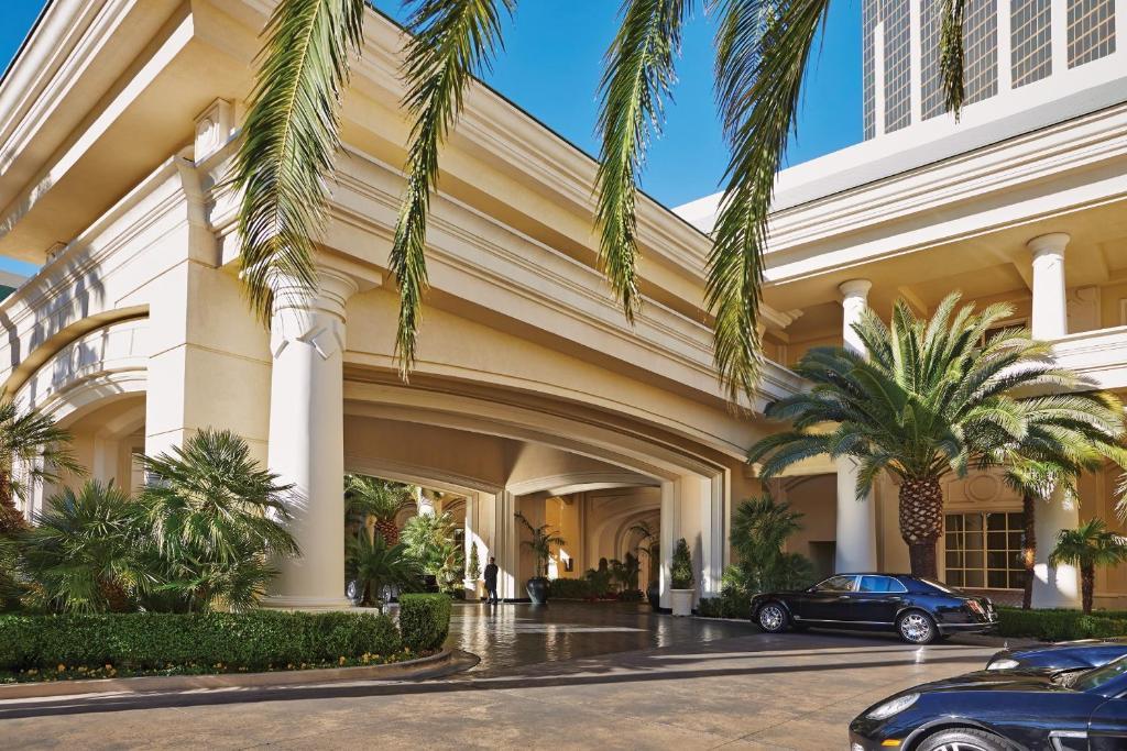 Four Seasons Hotel Las Vegas.