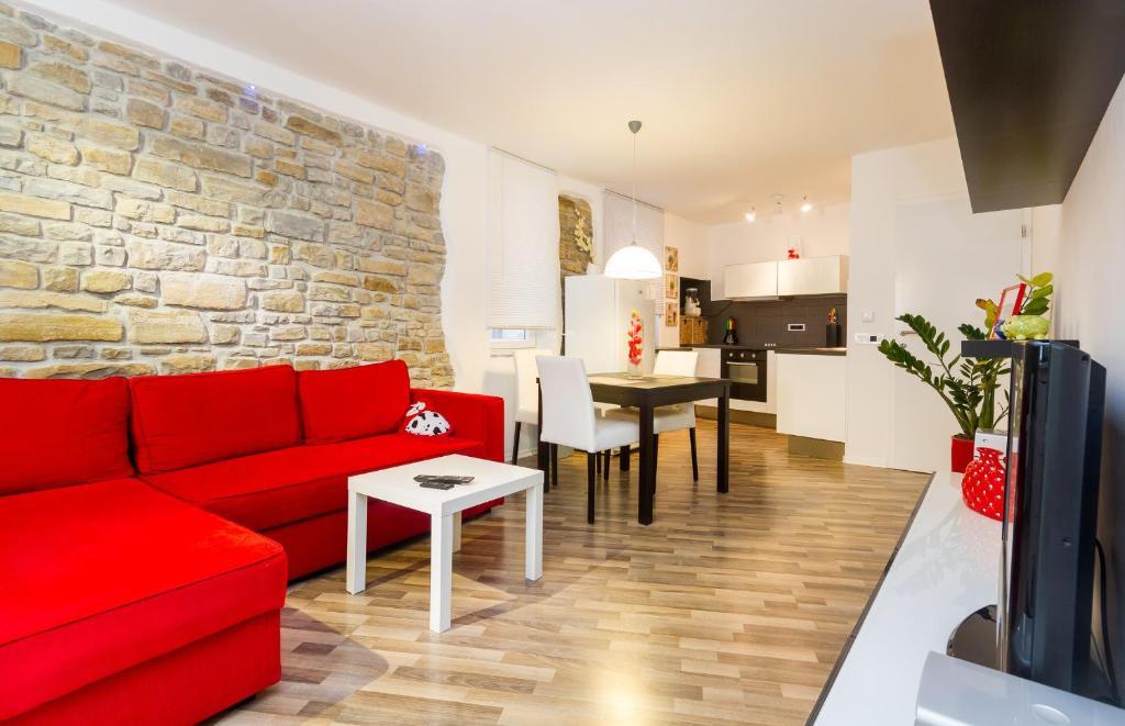 Istriana Apartment 휴식 공간