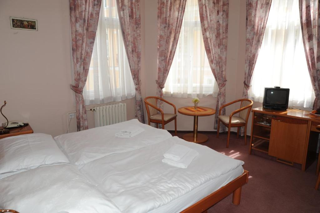 A room at Pension Akropolis