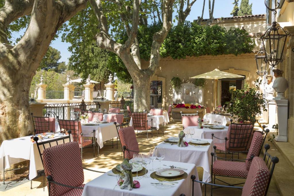 Villa Gallici Hôtel Spa Aix En Provence France Booking Com