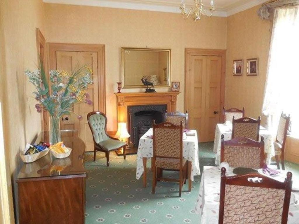 A seating area at Butlers Guest House