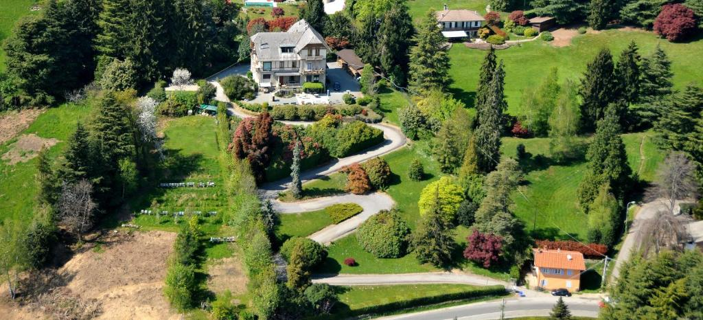 A bird's-eye view of B&B Villa Tavallini