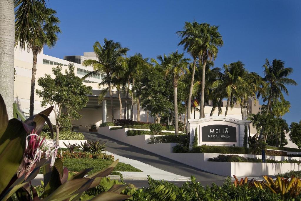 Resort Melia Nau Beach All Inclusive