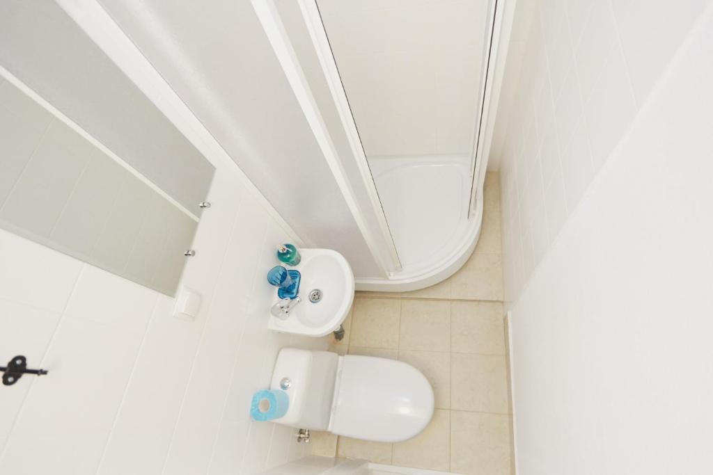 A bathroom at Zona Sna na Studencheskoy