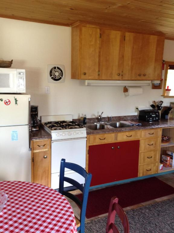 Red Cabin B and B