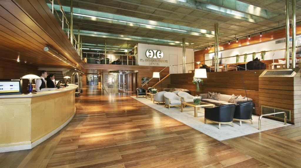 El Conquistador Hotel (Argentina Buenos Aires) - Booking.com