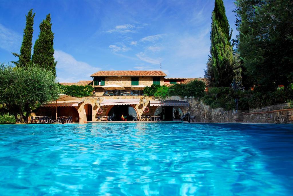 The swimming pool at or near Wellness Center Casanova