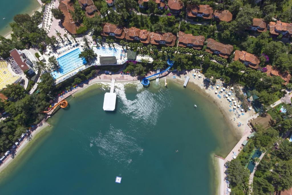 A bird's-eye view of Club & Hotel Letoonia - All Inclusive