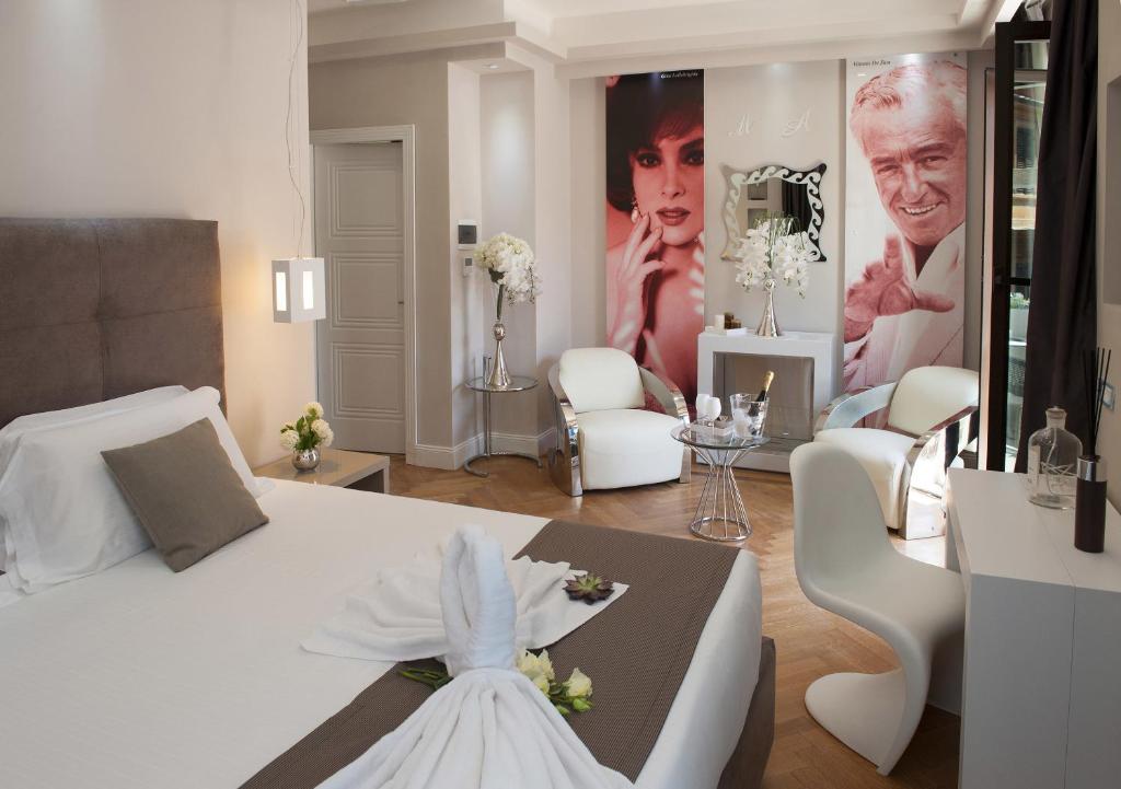 Guesthouse Terrazza Marco Antonio Luxury Suite Rome Italy