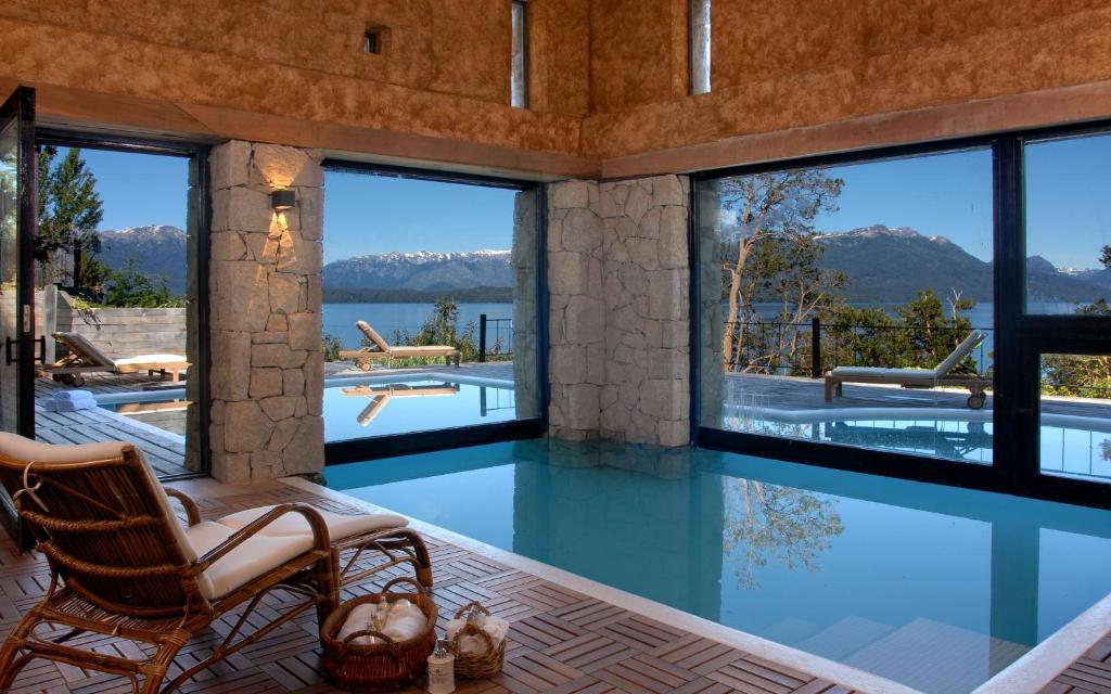Posada u hostería Luma Casa De Montaña (Argentina Villa La ...