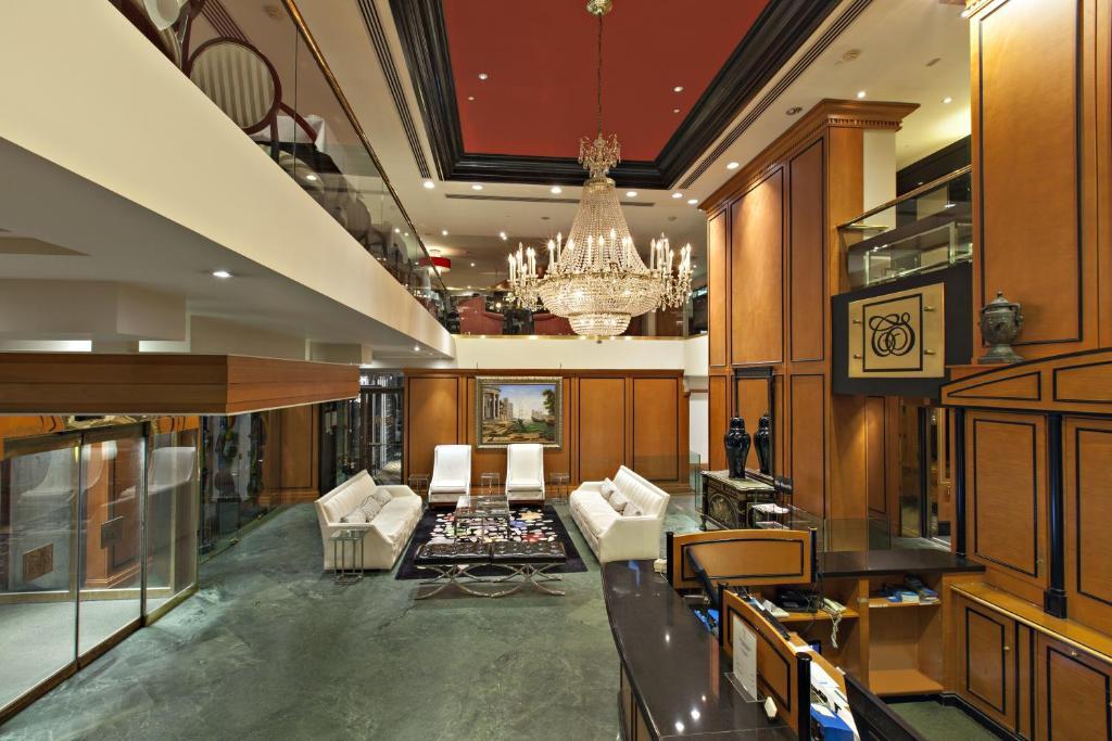 Ресторан / где поесть в Hôtel Le Cantlie Suites