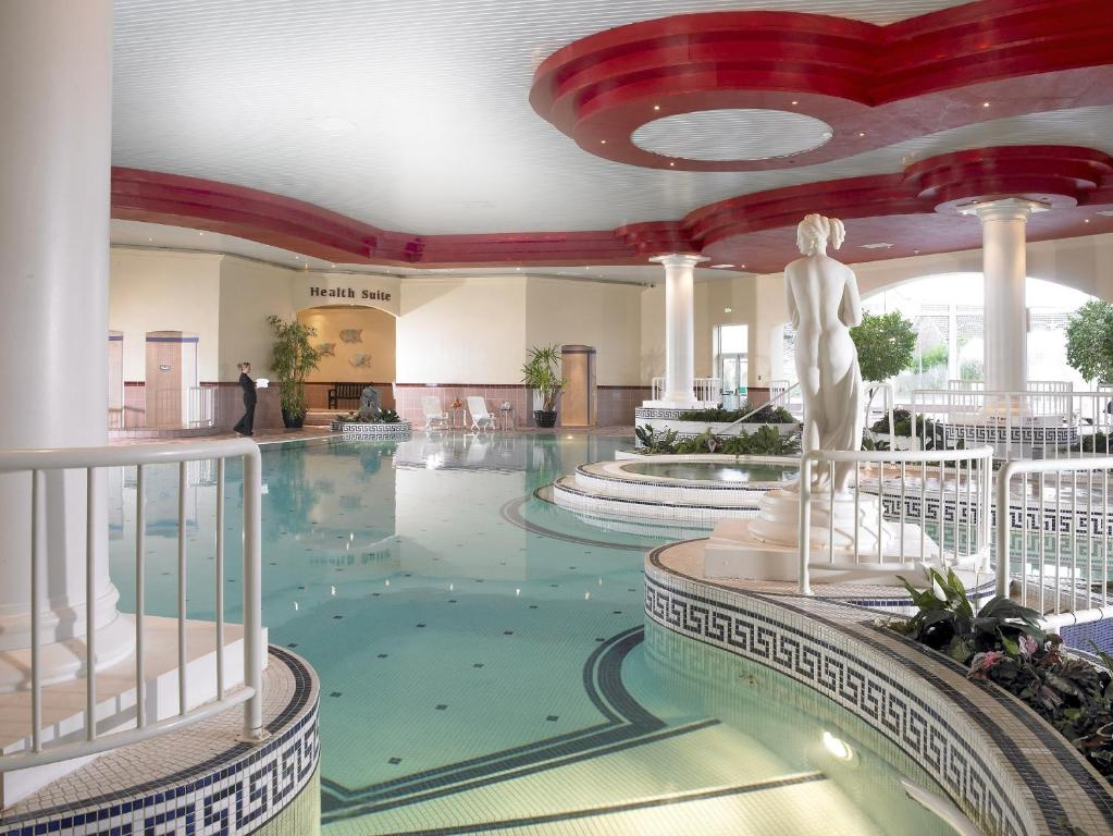 The swimming pool at or near Rochestown Park Hotel