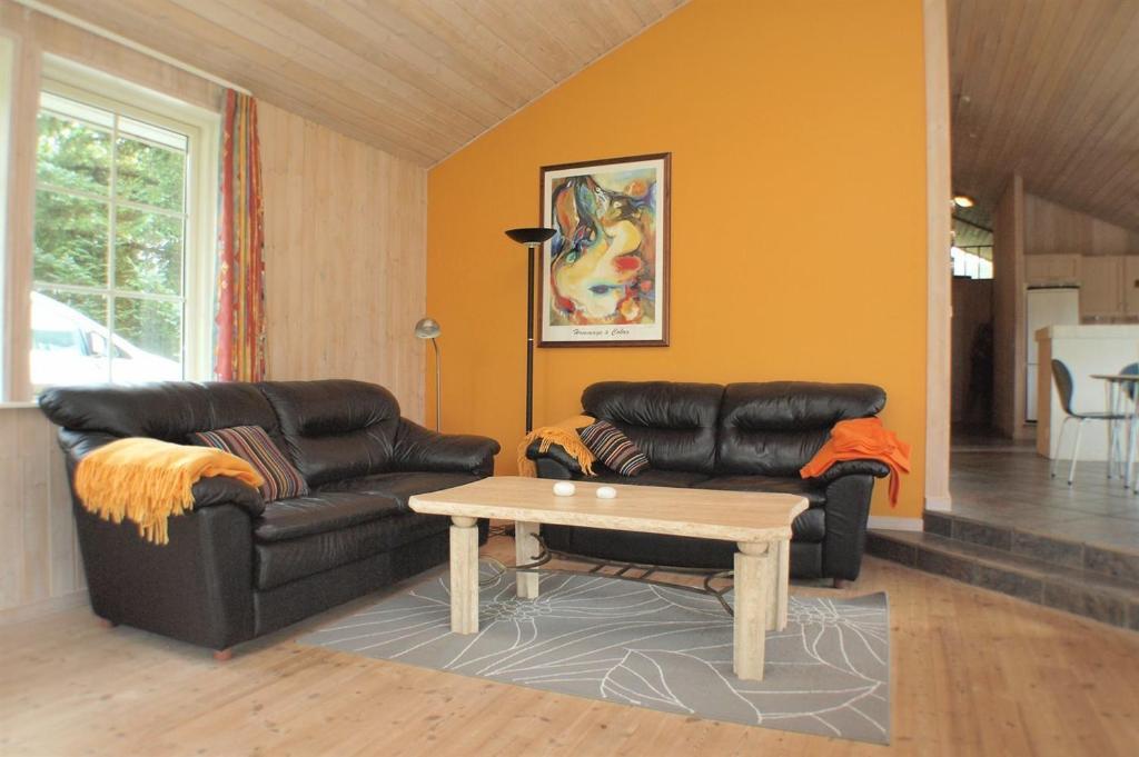 Five-Bedroom Holiday Home Stellavej with a Sauna 04