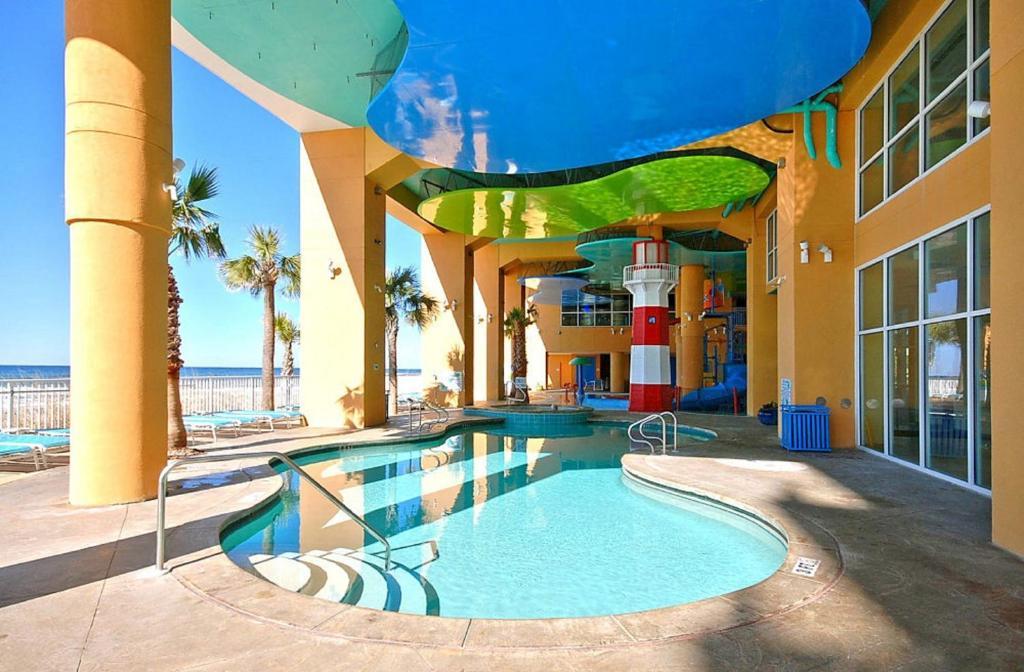 Splash Beach Resort, Panama City Beach, FL