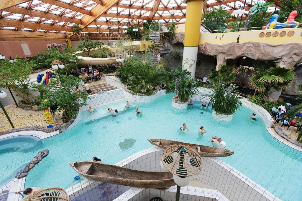 Ferienpark Center Parcs Bremerhaven Deutschland Tossens